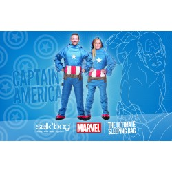 Marvel Selkbag Captain America