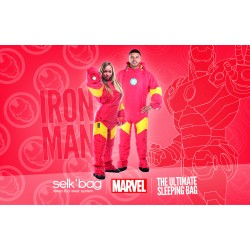 Marvel Selkbag  Iron Man